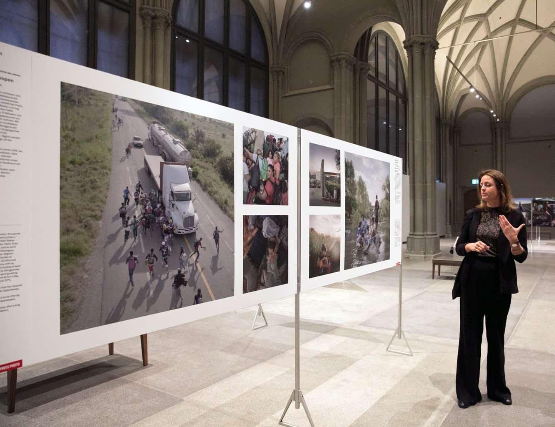 Swiss Press Photo 19 & World Press Photo 19 Landesmuseum Zurich