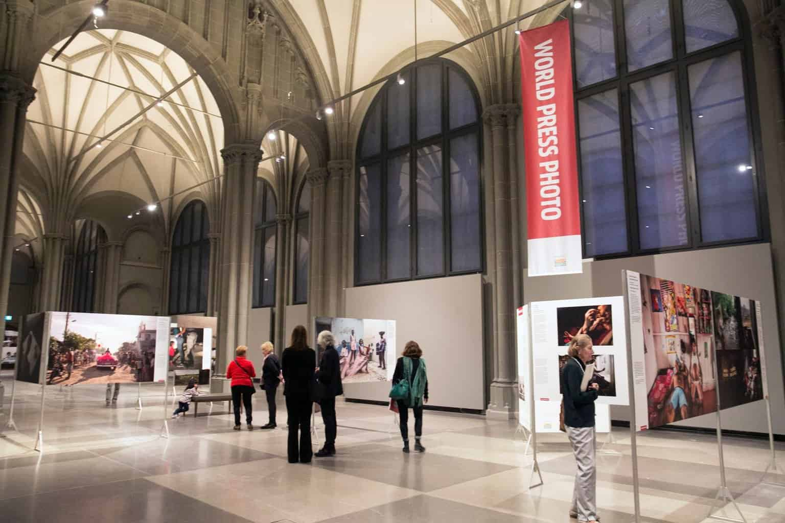 Swiss Press Photo 19 & World Press Photo 19 Landesmuseum Zurich