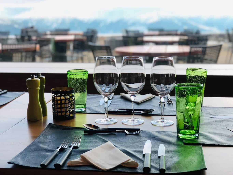 Hotel Chetzeron Restaurant Crans Montana
