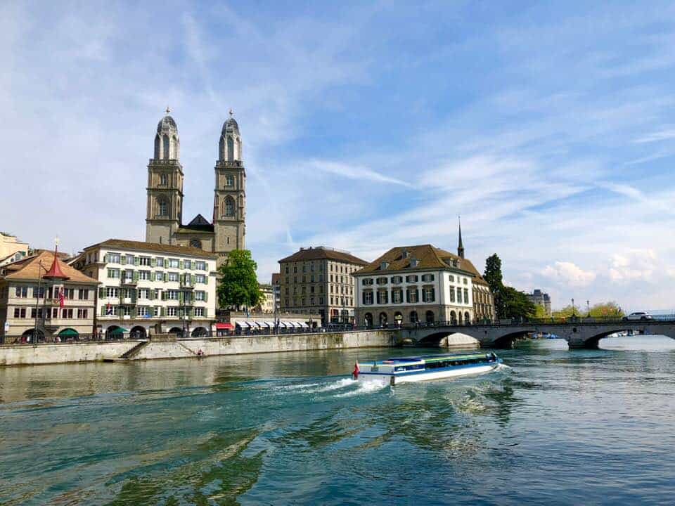 What's On In Zurich Mid to End of May 2019