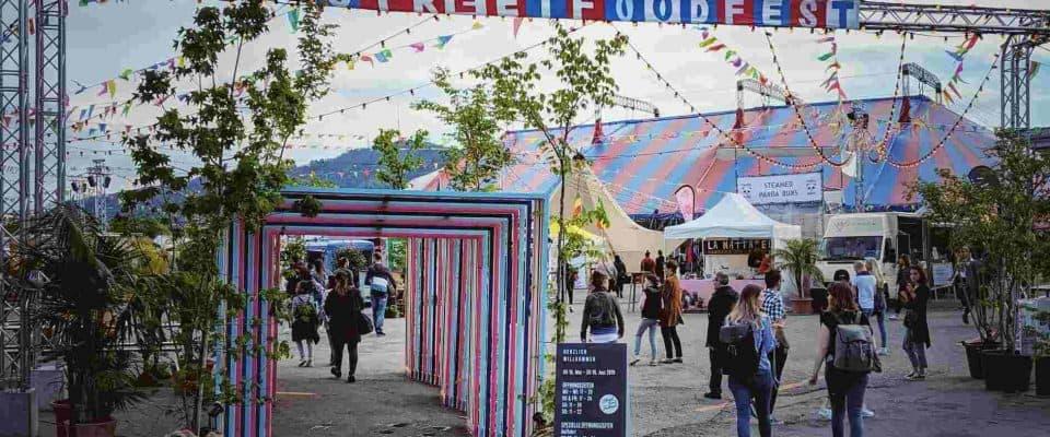 Street Food Festival Zurich Summer 2019