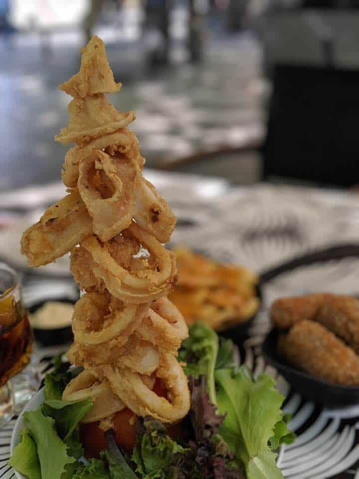 calamari - Exploring The Foodie Hot Spots in Madrid