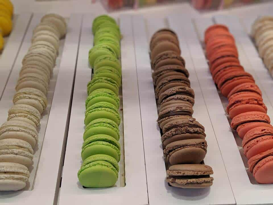 Macarons - Exploring The Foodie Hot Spots in Madrid