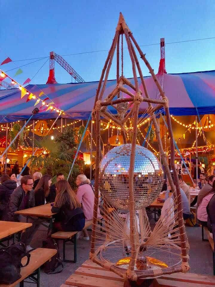 Zurich Street Food Festival Switzerland