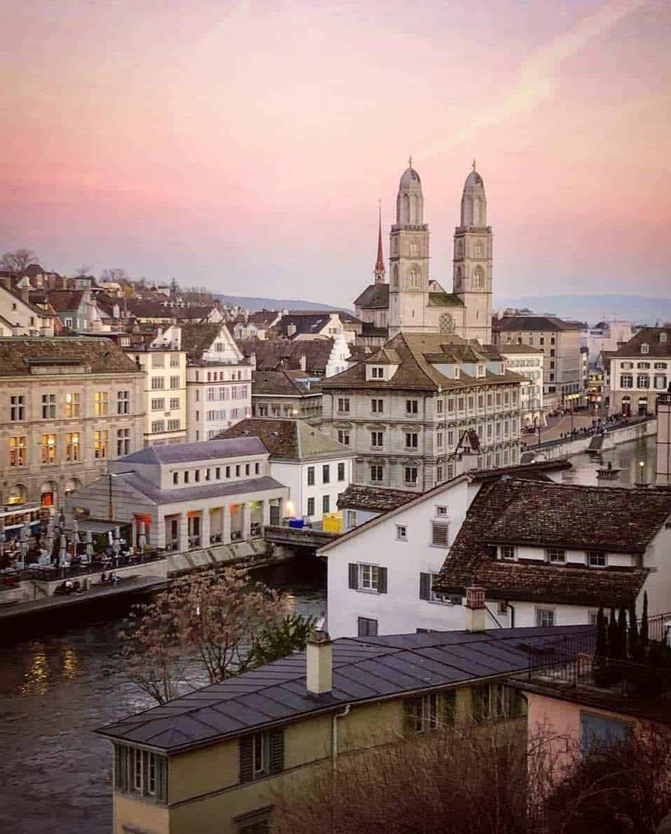 What's On In Zurich Beginning of May 2019