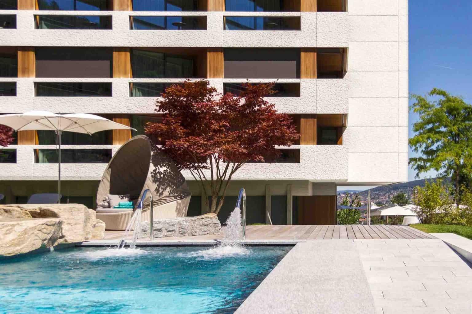 Lunch & Dip - Lunchen & Planschen Hotel Atlantis by Giardino