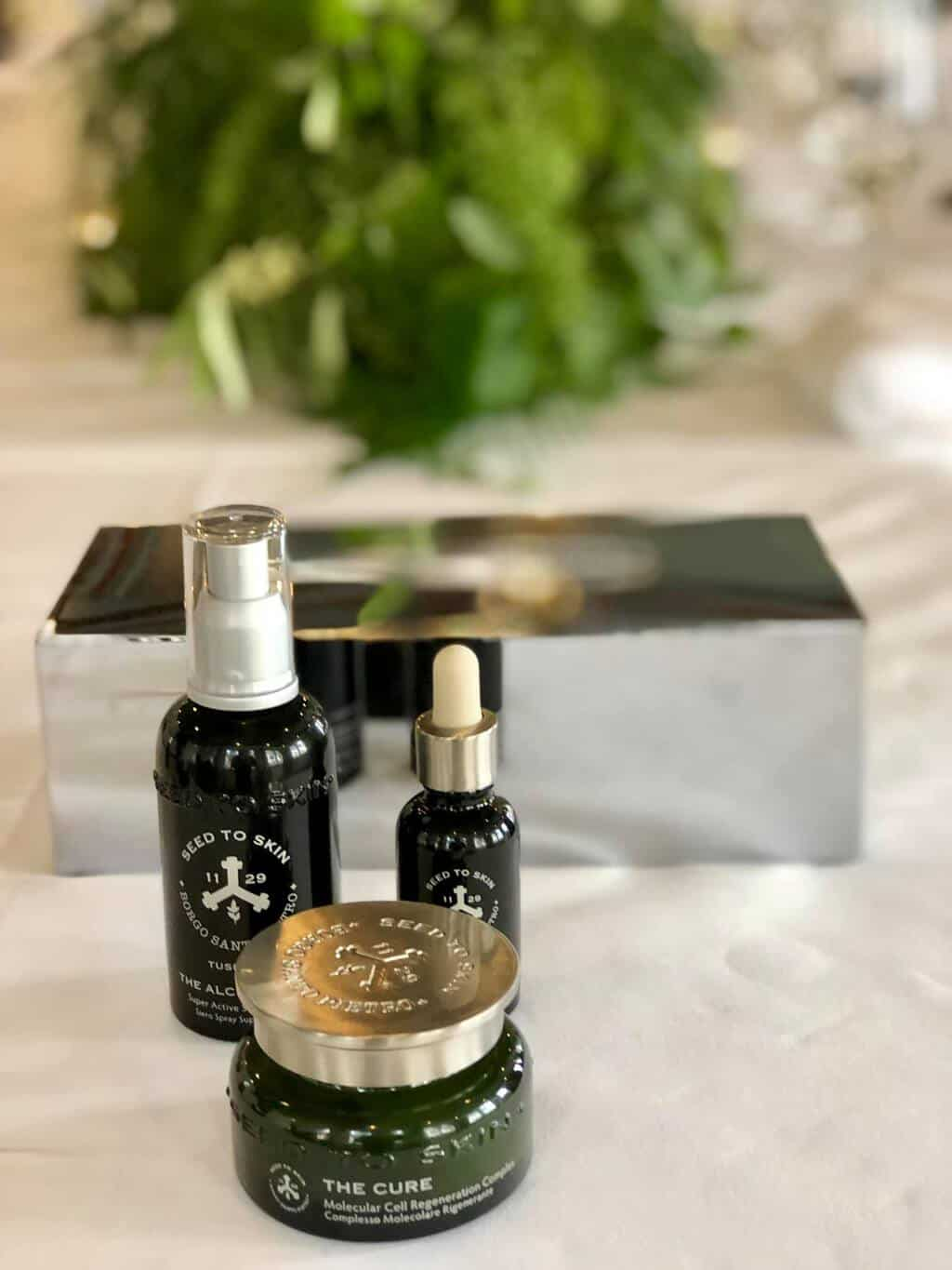 Seed To Skin - Luxury Natural Skincare at Parfumerie Spitzenhaus Zurich