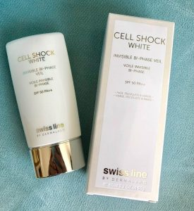 Swiss line Cell Shock Sun Protection SPF 50 PA++