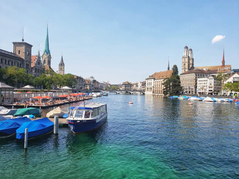 What's On In Zurich Mid June 2019
