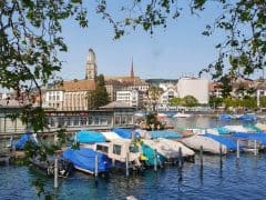 What's On In Zurich End of August 2019