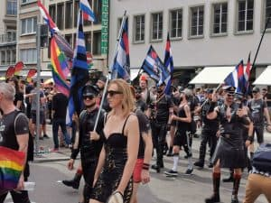 zurich pride 2019 Switzerland