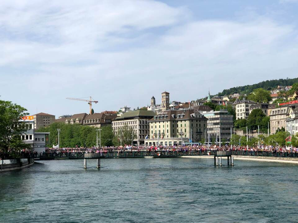 Frauenstreik Zurich 2019 Switzerland