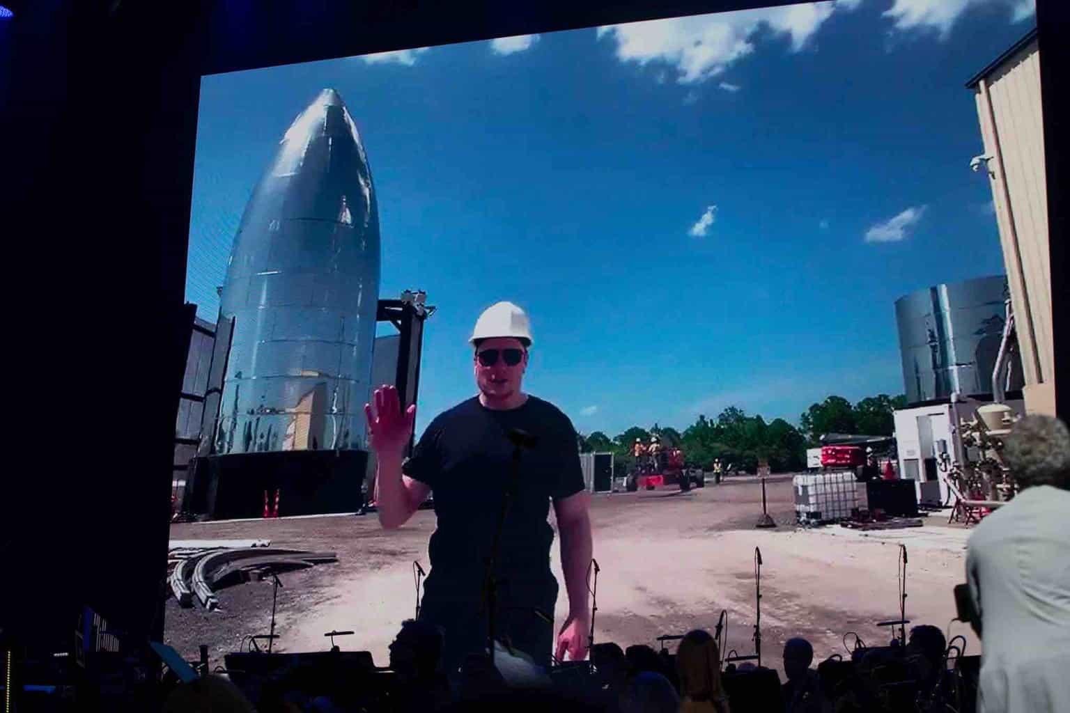 Elon Musk and Starmus Festival Zurich
