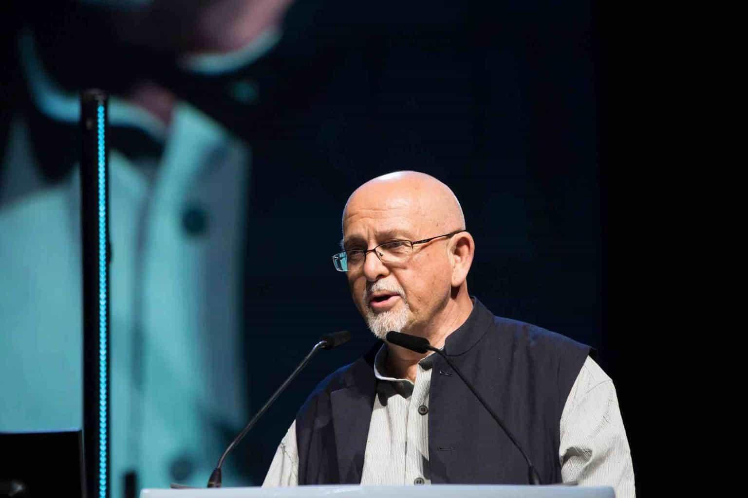 Peter Gabriel at Starmus Zurich