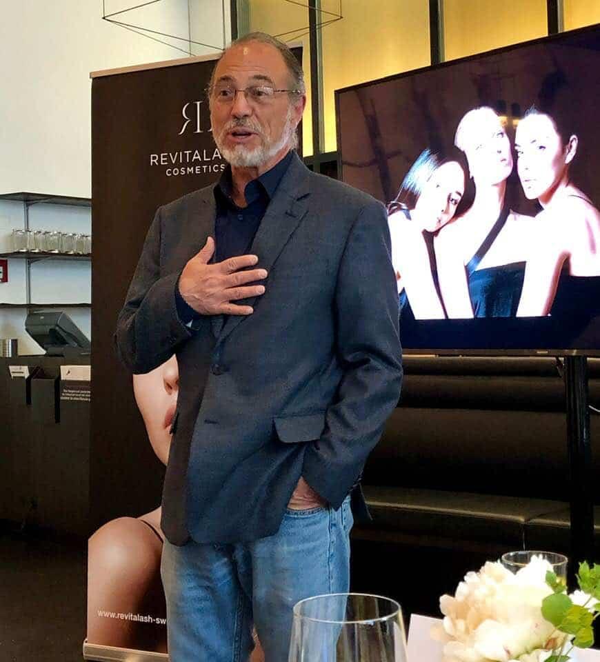Dr. Michael Brinkenhoff creator of Revitalash