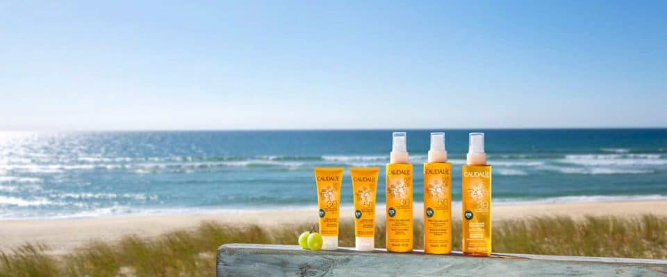 Caudalie Sun Care - Good for your Skin, Good For Nature