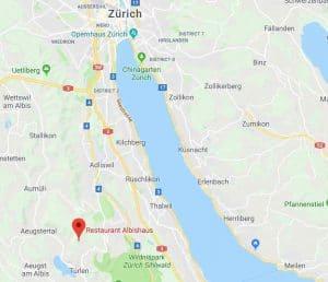 Google map Albishaus