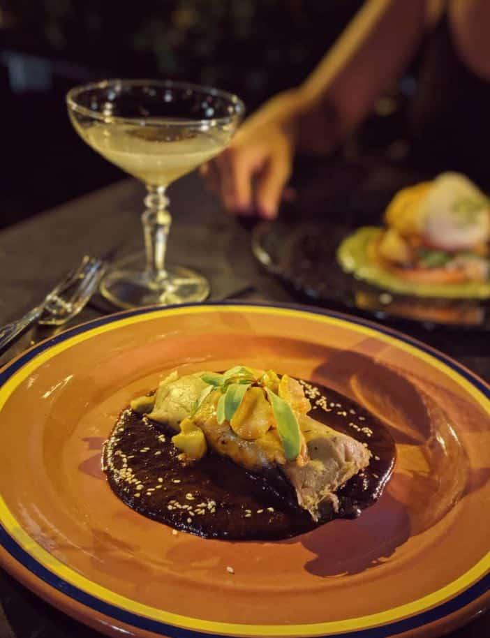 Mexican Cuisine in Zurich at El Alebrije