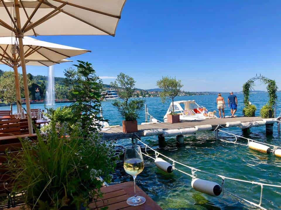 Fabulous Brunch on Lake Zurich at Seerestaurant L'O Horgen