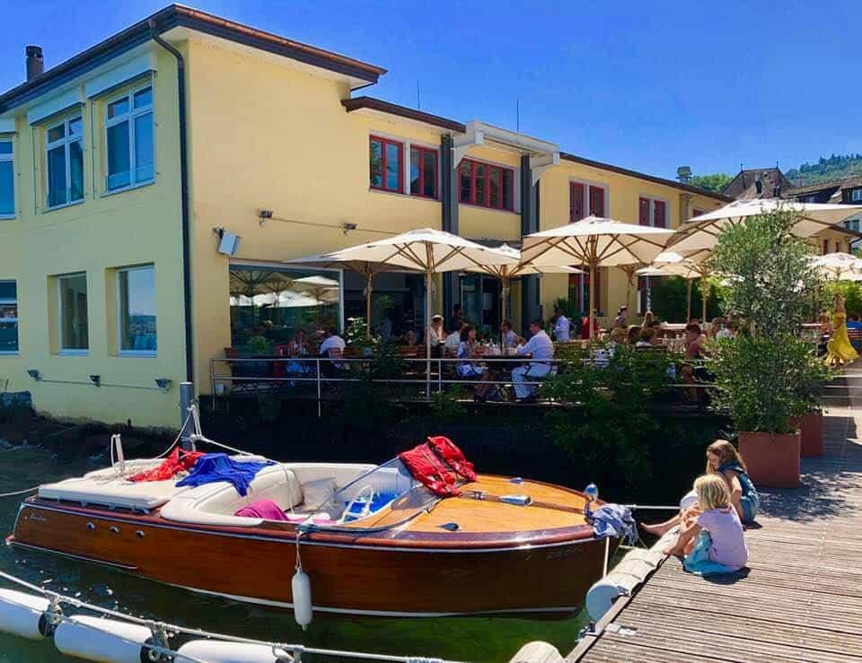 Fabulous Brunch on Lake Zurich at Seerestaurant L'O Horgen