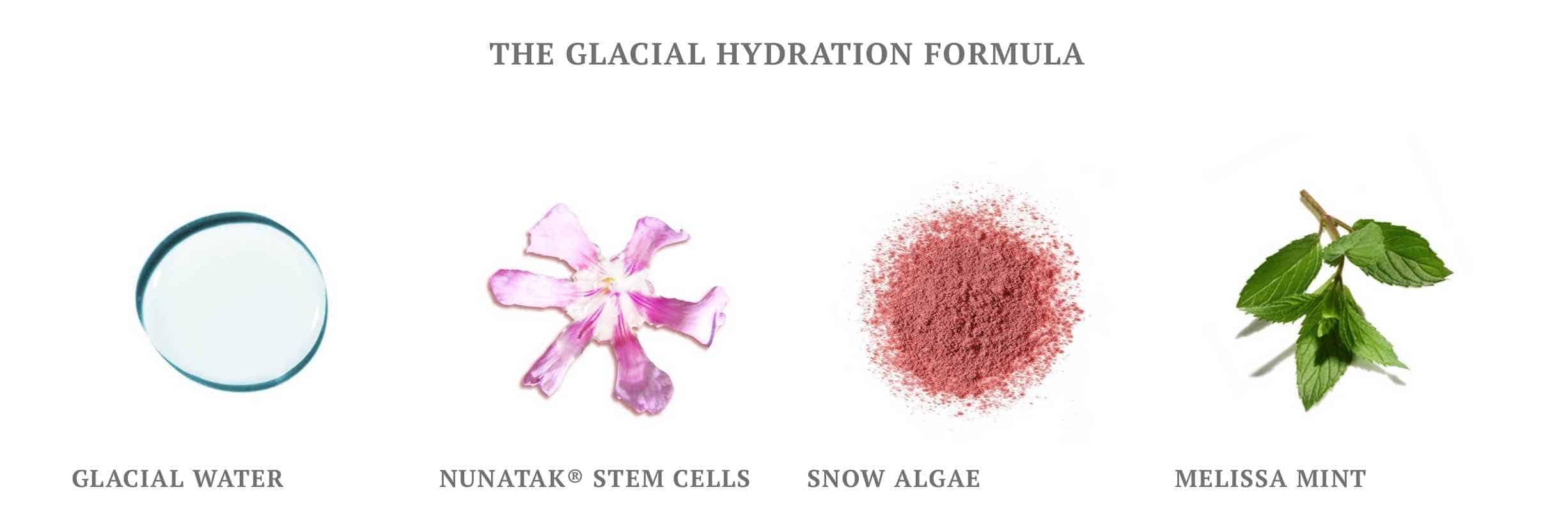 Jacqueline Piotaz Glacial Hydration Skincare