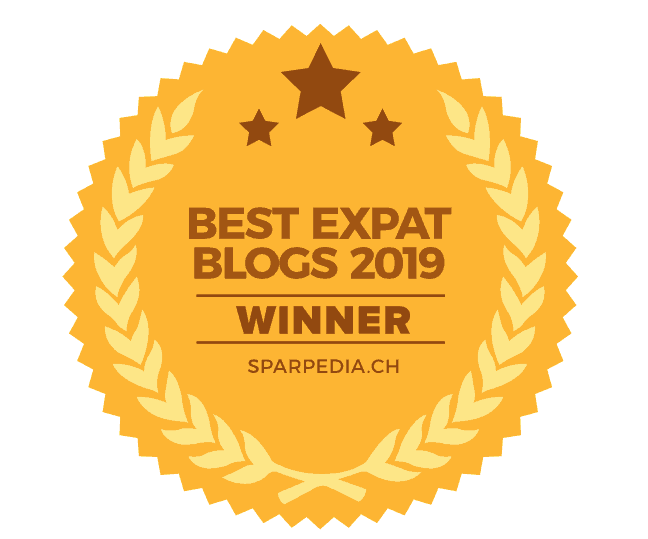 Sparpedia Winner Expat Blog Award