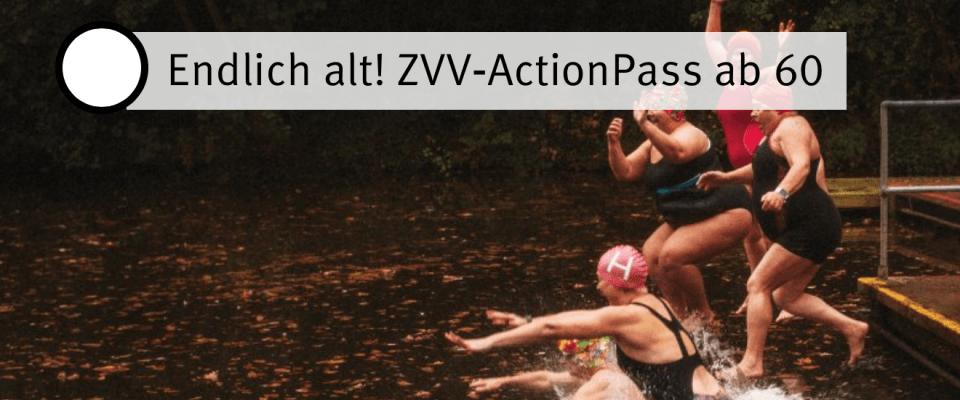 ZVV-AKTIONPASS - Over 60s Travel Card