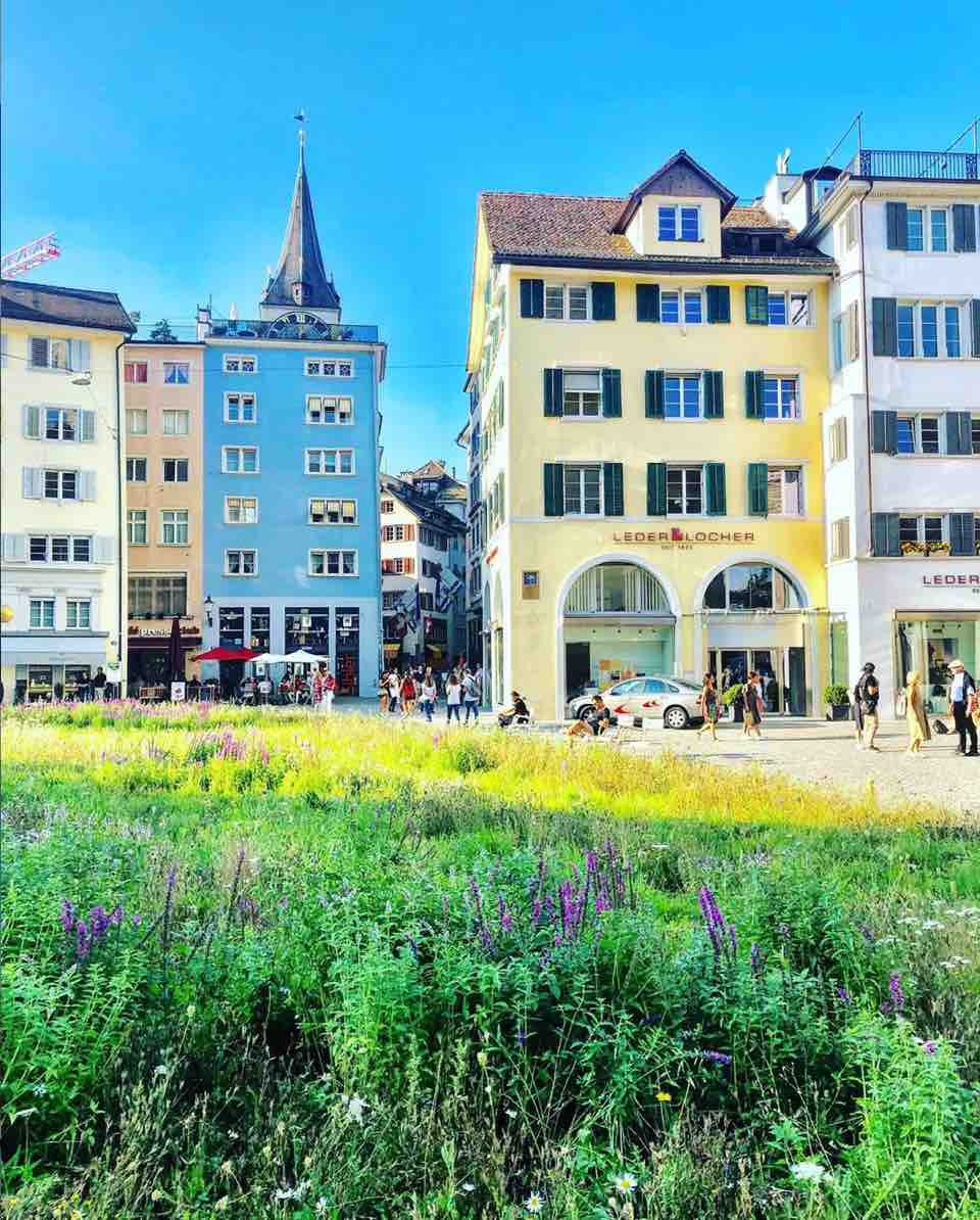 What's On in Zurich Beginning of September 2019