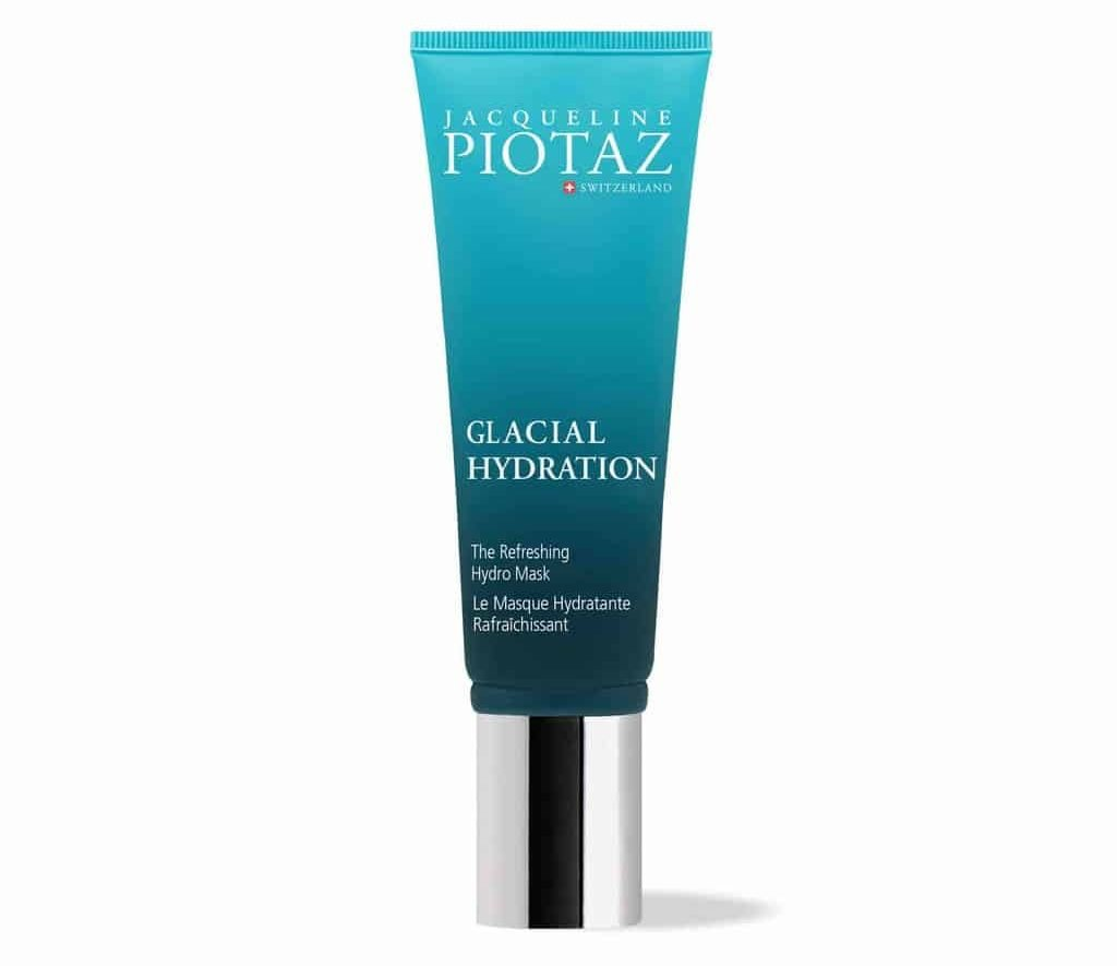 Jacqueline Piotaz Glacial Hydration Skincare from Switzerland