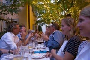 Patrick Frischknecht Chef at Coco Grill & Bar Zurich