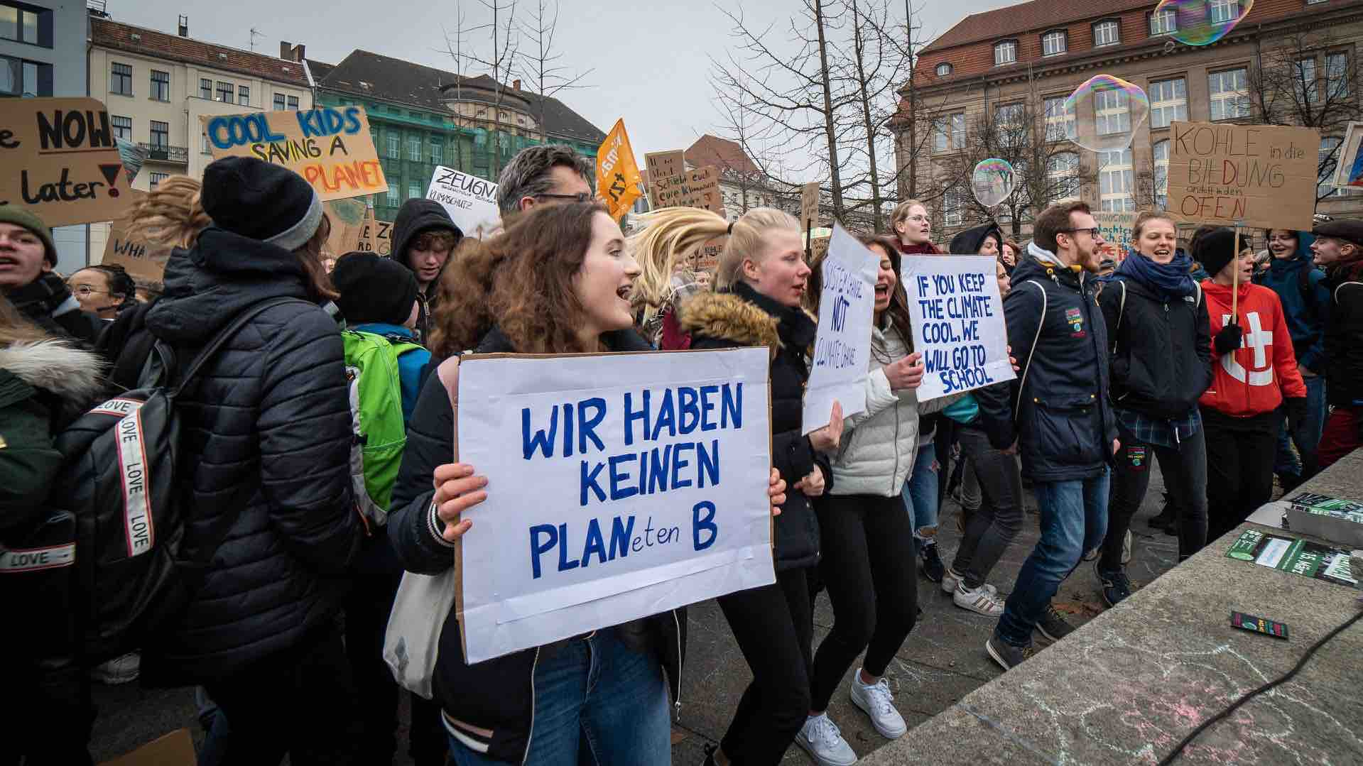 Global Climate Strike Week