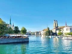What's On In Zurich Early September 2019 Onwards