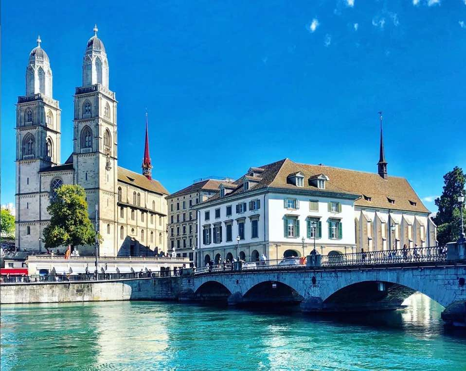What's On in Zurich Mid September 2019