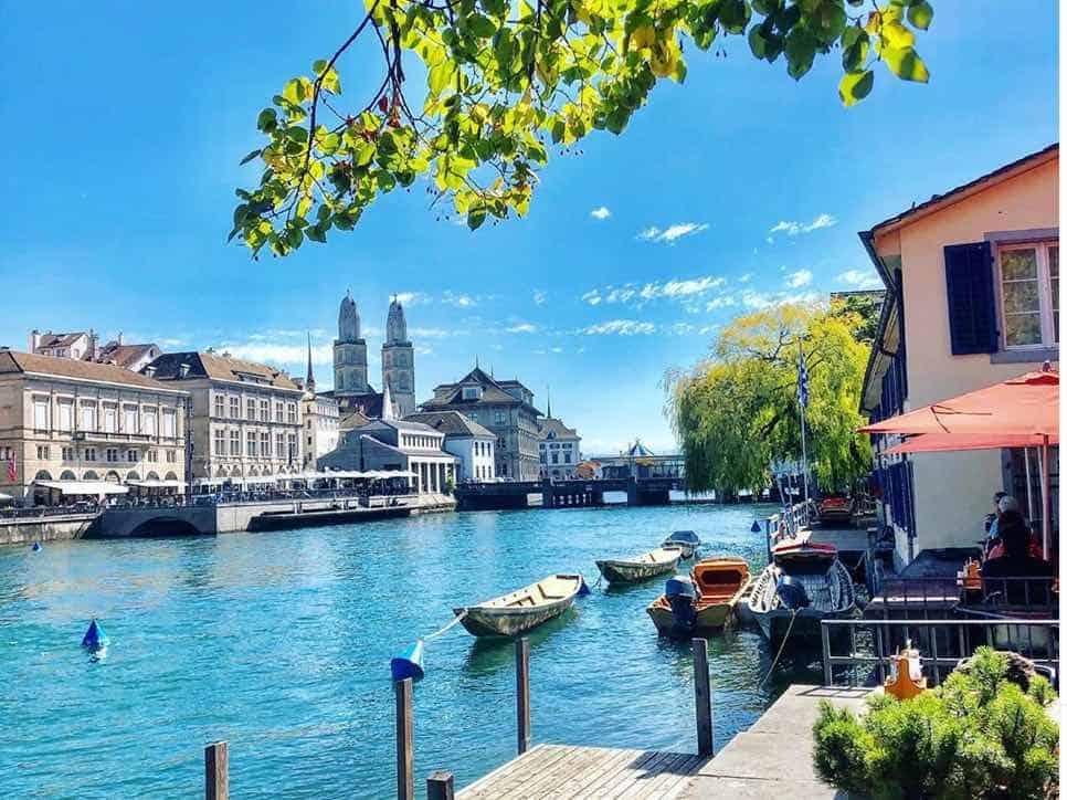 What's On In Zurich Late September 2019