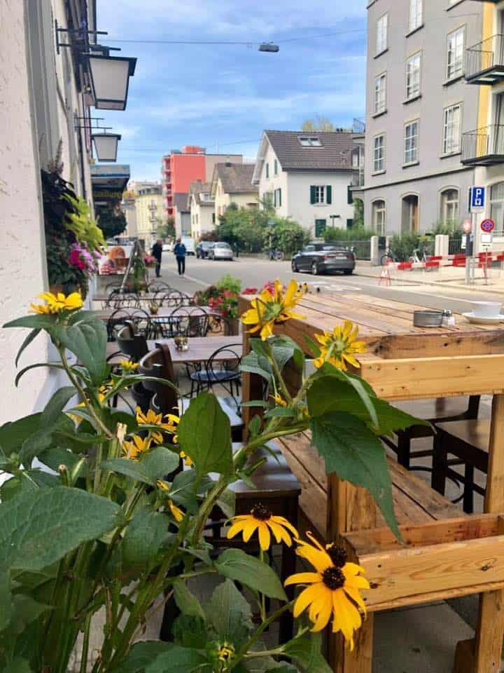 Weekend Brunch at Urban Fork Zurich