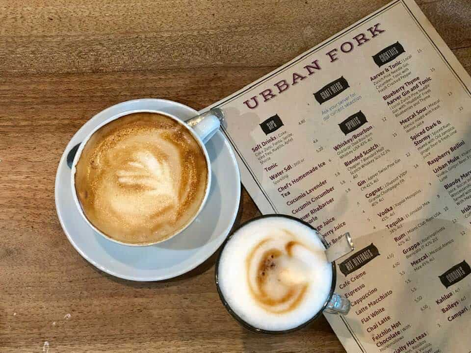 Brunch at Urban Fork Zurich