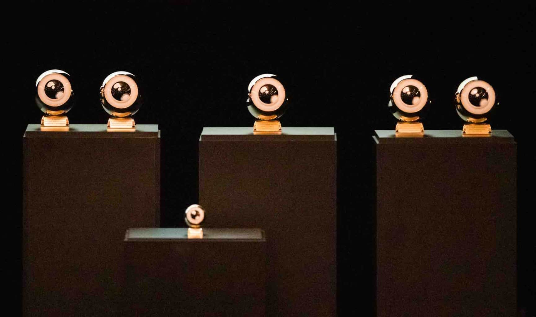Golden Eye Awards for The Winners of Zurich Film Festival - ZFF 2019
