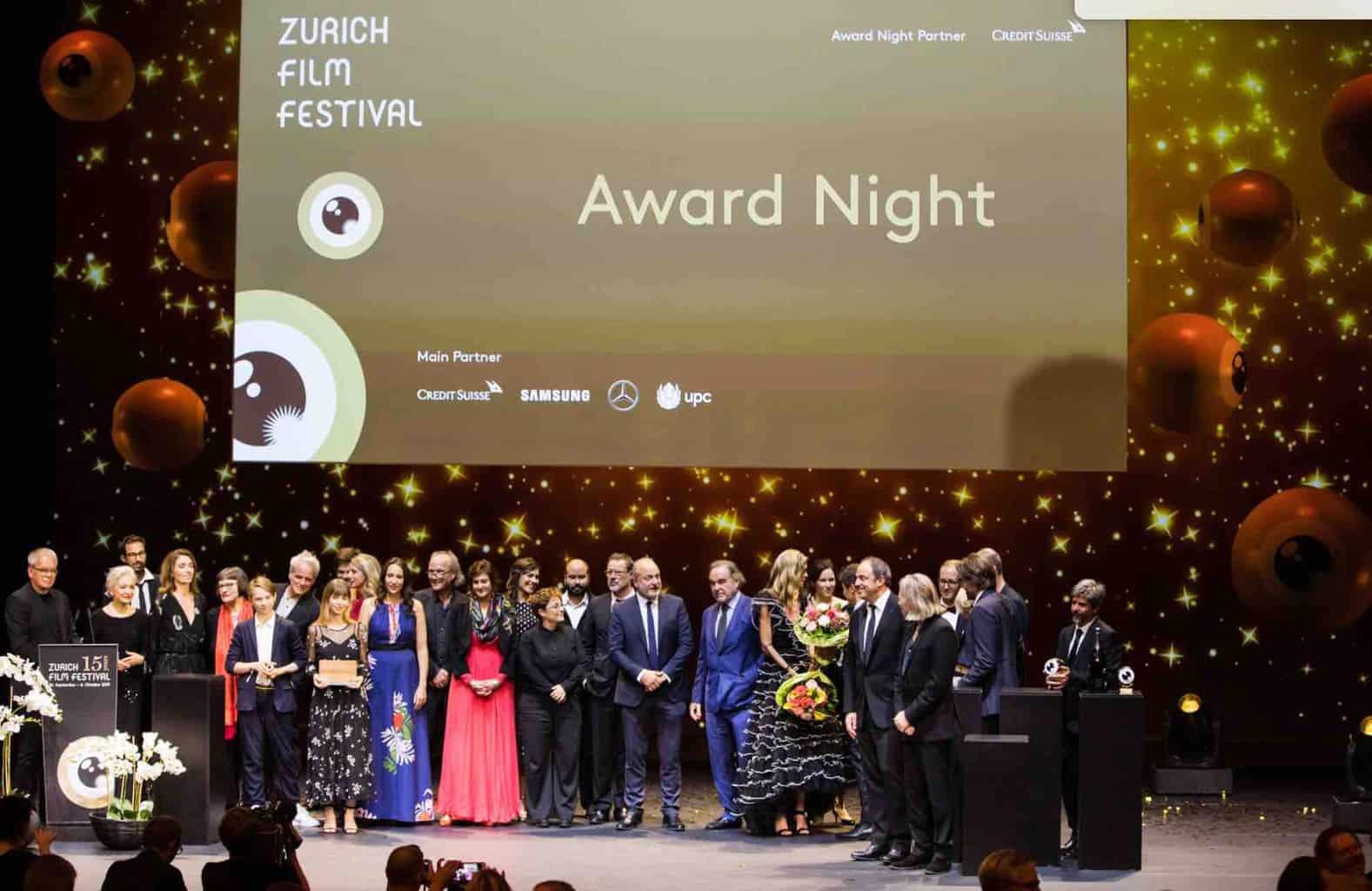 The Winners of Zurich Film Festival - ZFF 2019