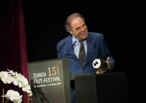 Oliver Stone at Zff Awards 2019