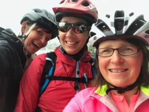 Expats Cycling For Women Versus Cancer Challenge In Zurich