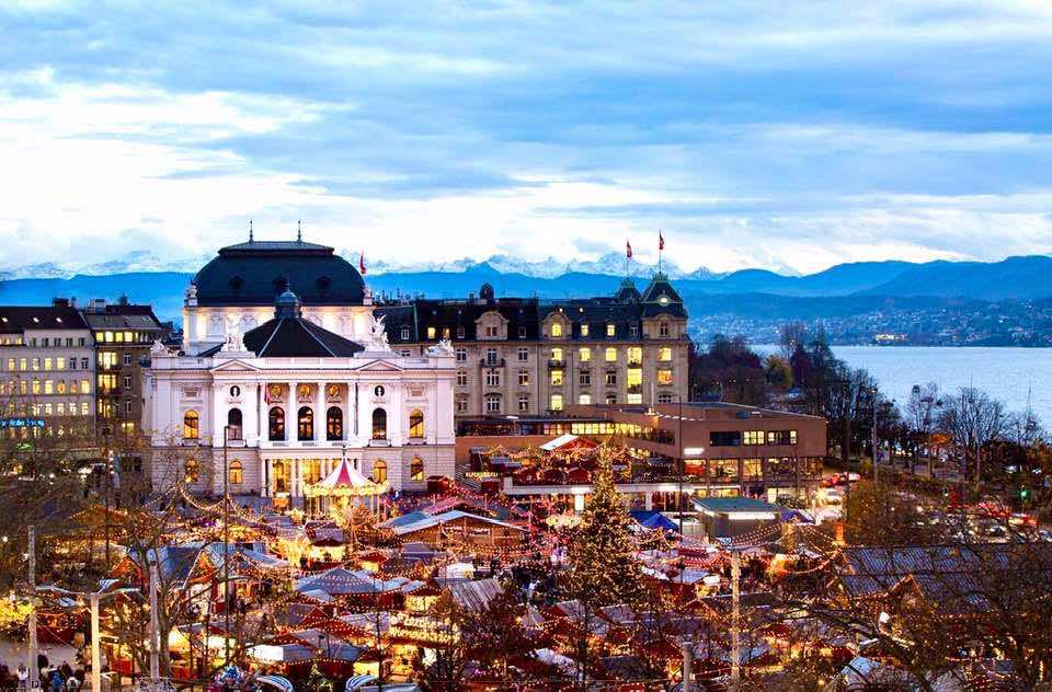 What's On In Zurich Early December 2019 Onwards