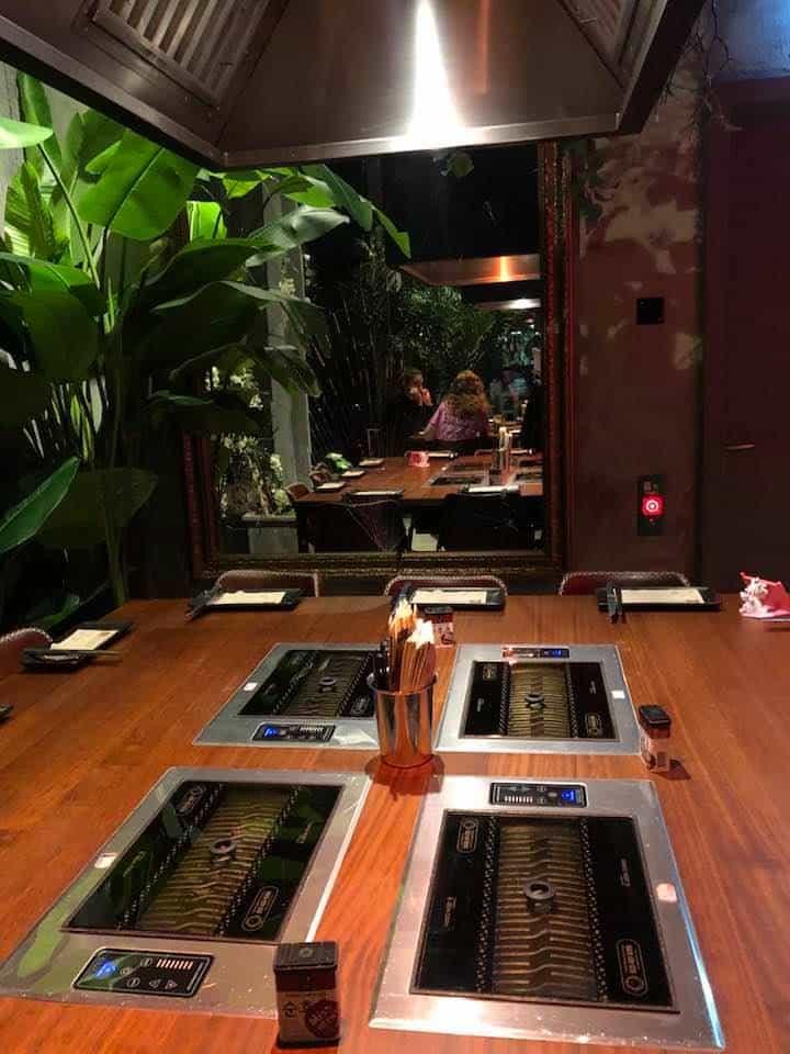 Korean BBQ Miss Miu - A Fun Korean Restaurant in Zurich