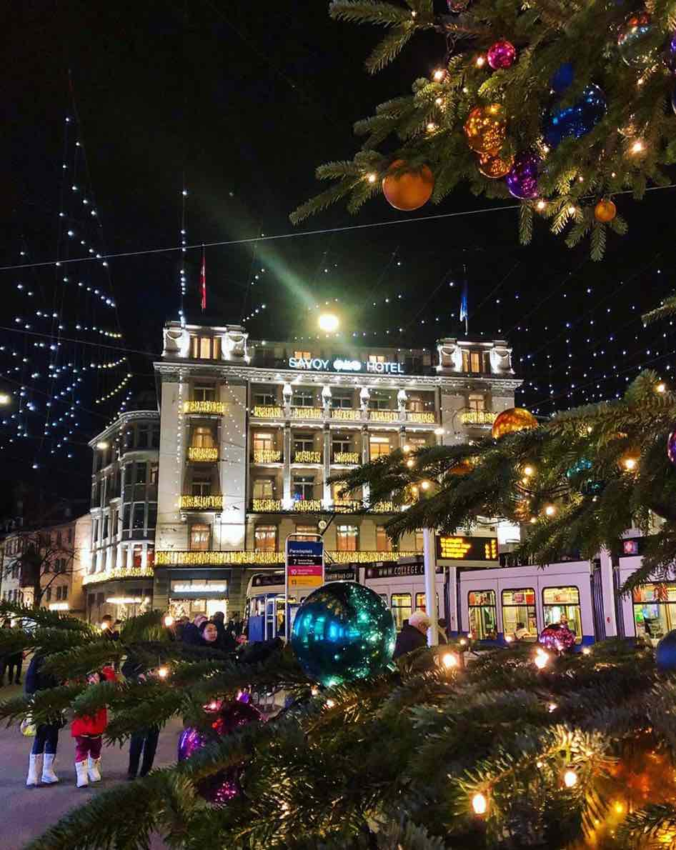 What's On in Zurich Late December 2019 Onwards