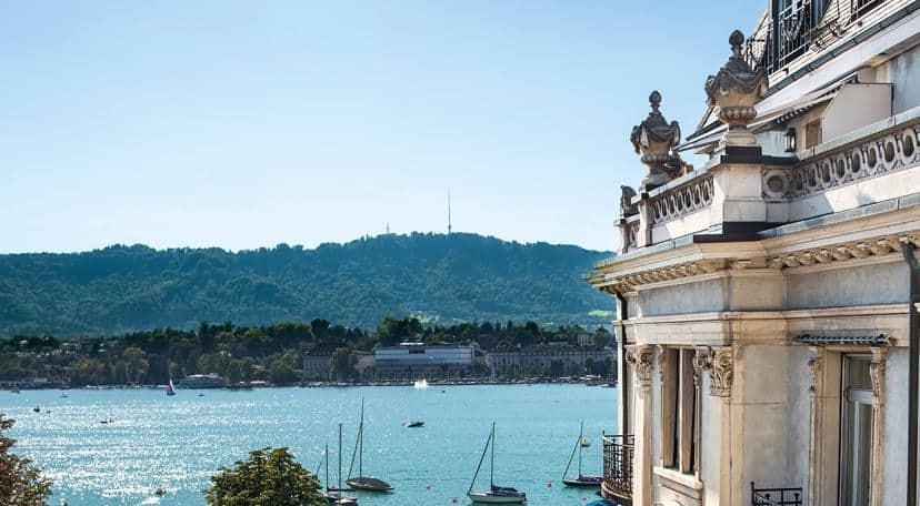 A Tour of the Hotel La Reserve Eden au Lac Zurich