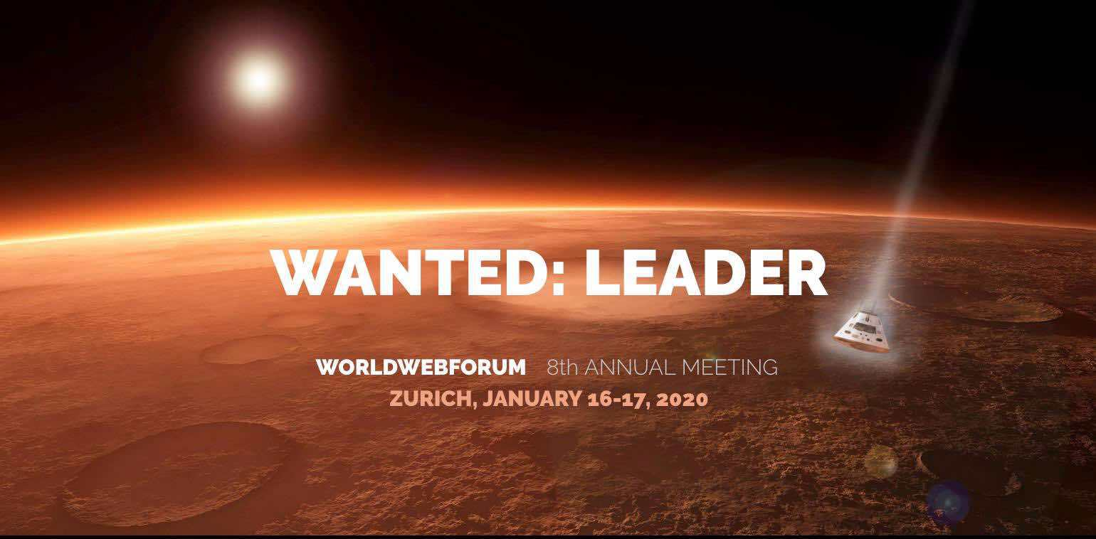Wordlweb Forum Zurich 2020