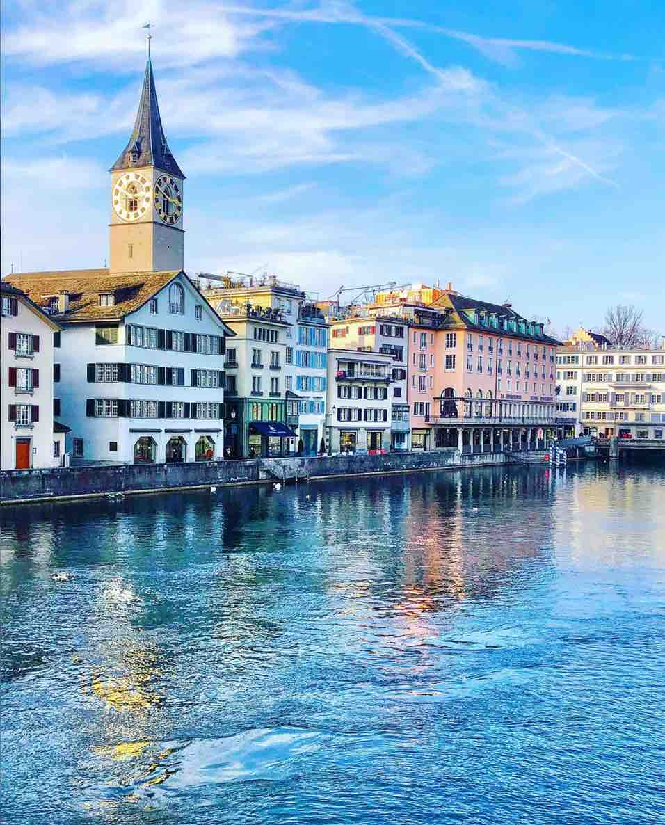 What's On In Zurich End of January Beginning of February 2020