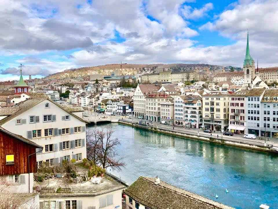 What's On In Zurich Mid February 2020 Onwards
