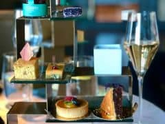 Hide and Tea – Afternoon Tea at the Atlantis by Giardino