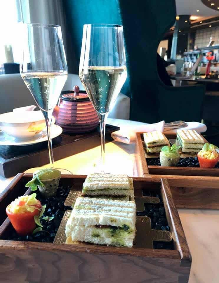 Hide and Tea - Afternoon Tea at the Atlantis by Giardino