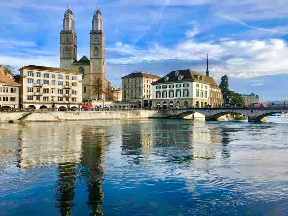 What's On IN Zurich End of february 2020 onwards
